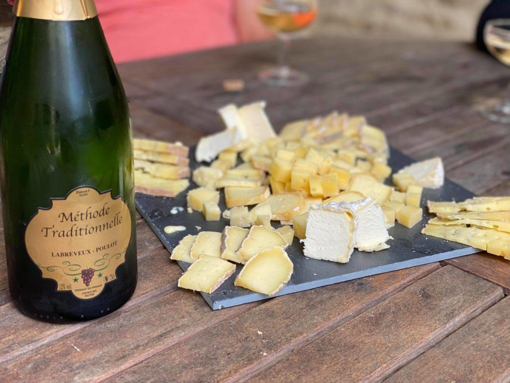 fromage ferme des rieux