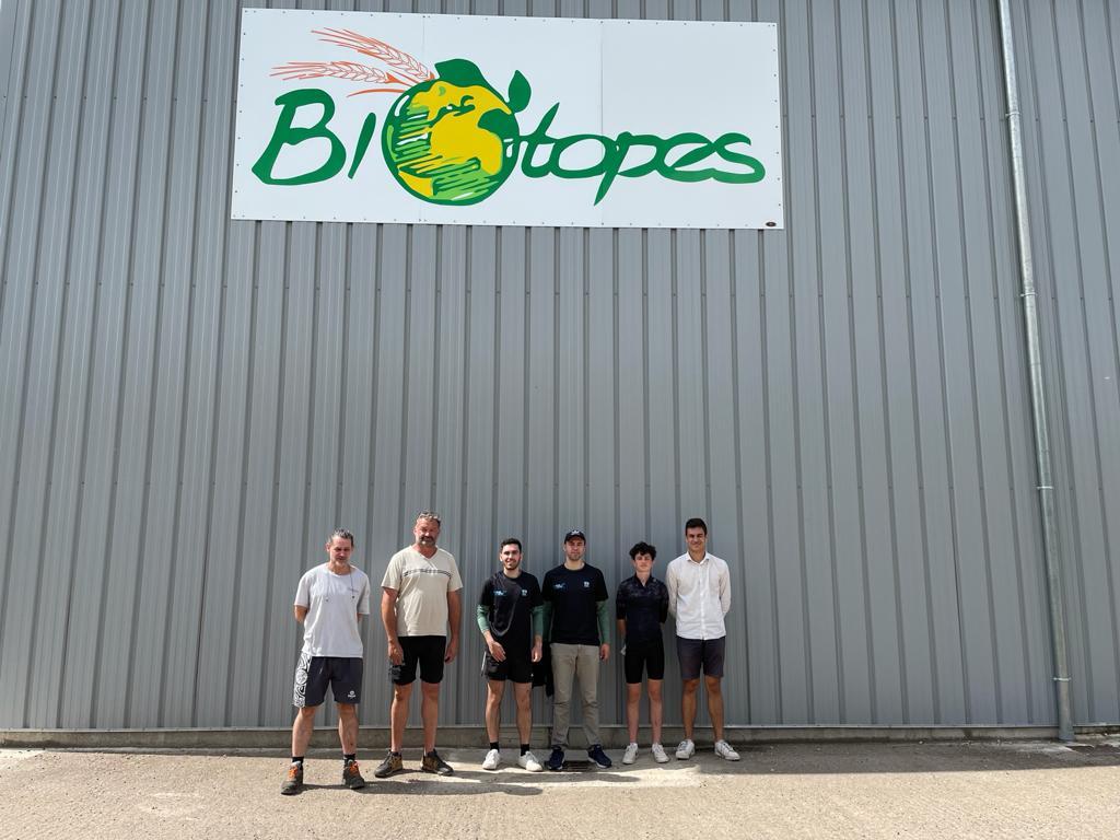 Biotopes à Auberive
