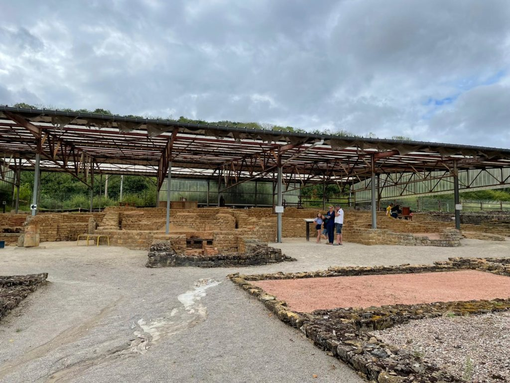 villa gallo romaine d'andilly en bassigny