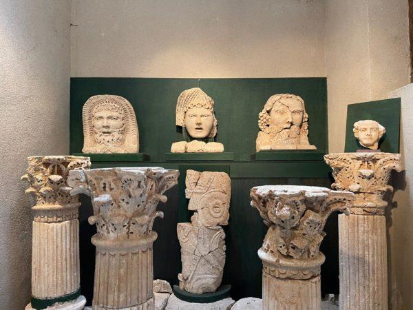 musée gallo romain faverolles