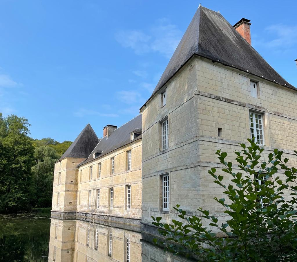 chateau de vaudremont