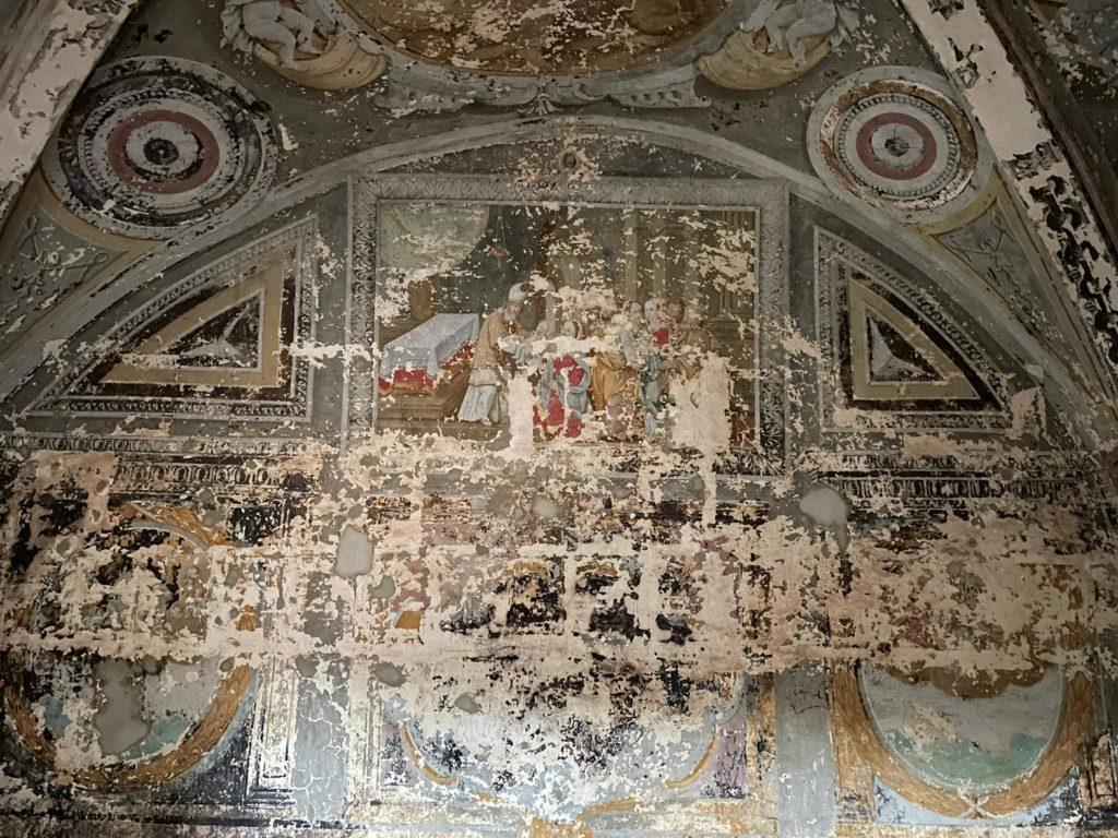 chapelle du château de morteau