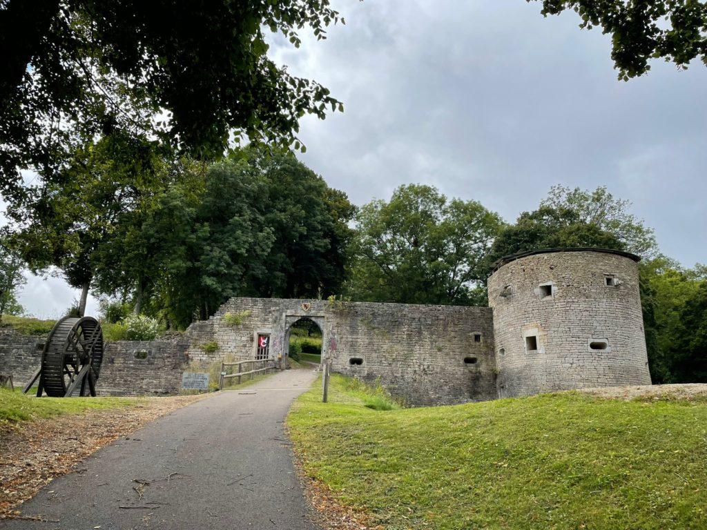 chateau de lafauche, village d'art et d'histoire
