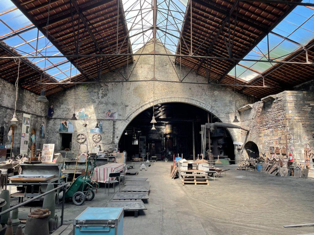 centre de fonderie d'art à dommartin le franc